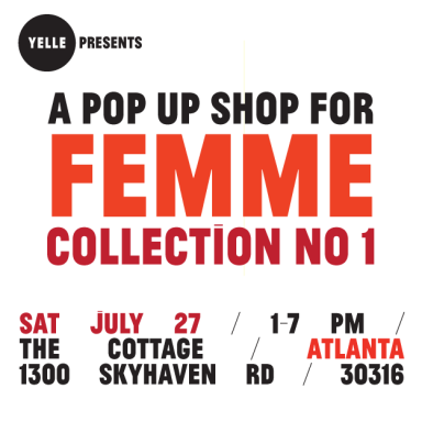 FEMME Pop Up Shop