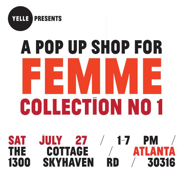 FEMME Pop Up Shop